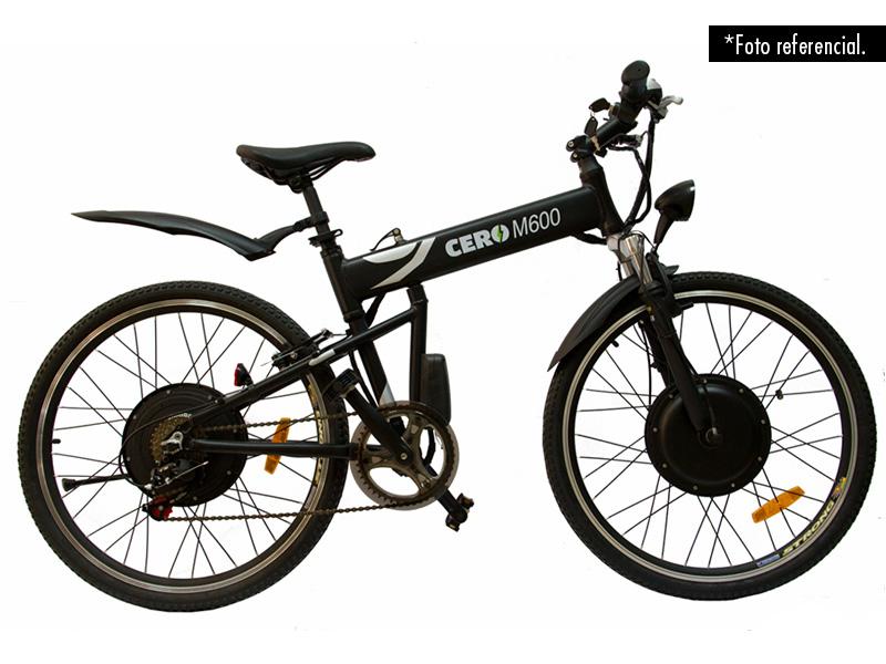 Bicicleta Eléctrica M600