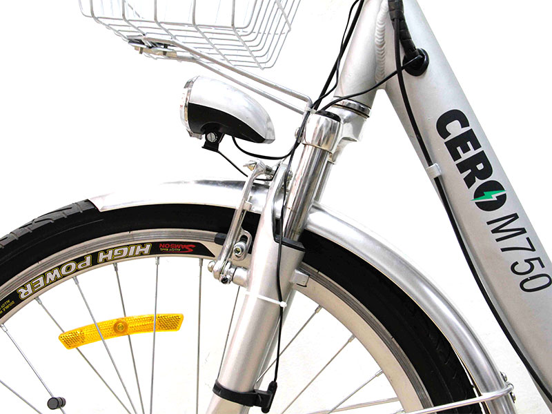 Bicicleta Eléctrica M750