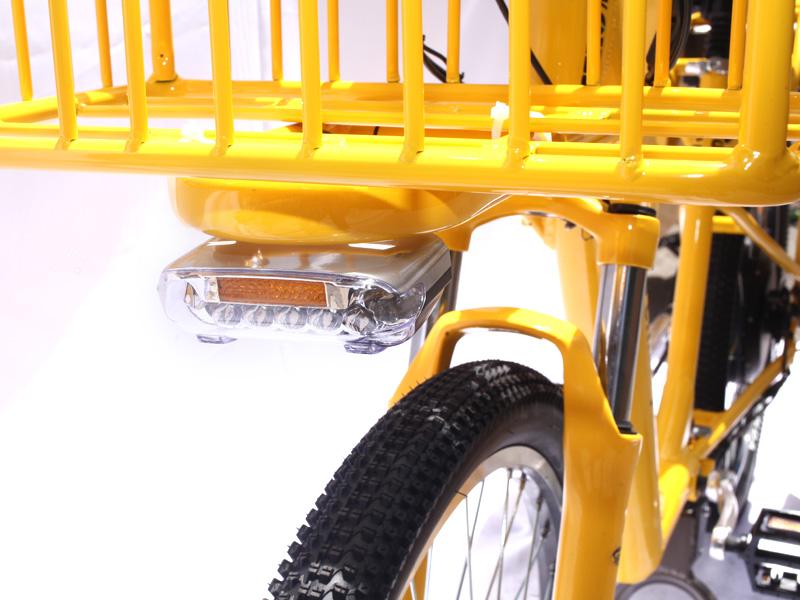 Bicicleta Electrica MCargo