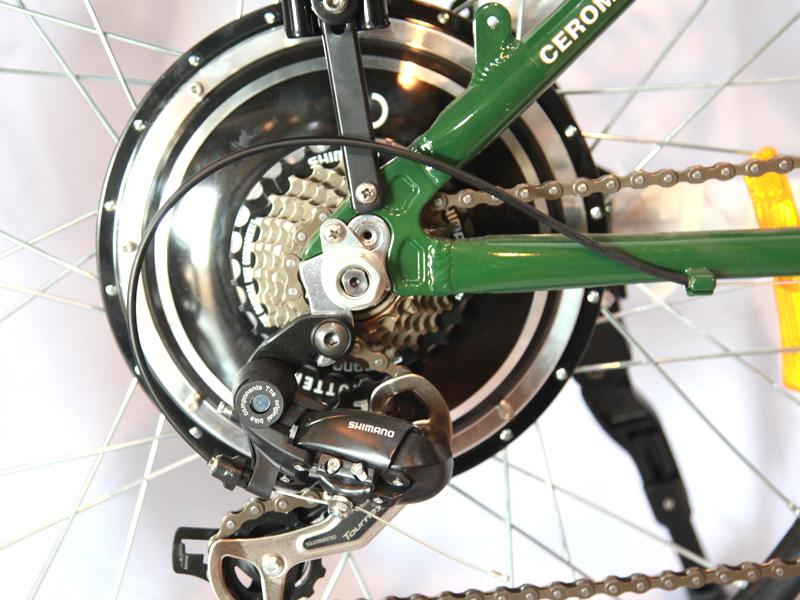 Bicicleta Electrica MGuard