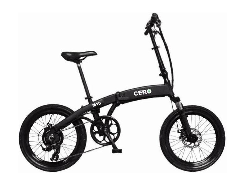 Bicicleta Eléctrica M1