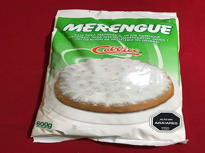 MERENGUE COLLICO