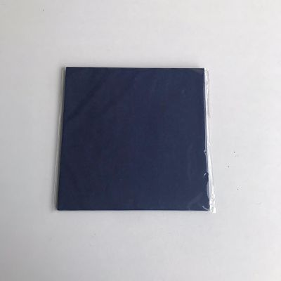 PAPEL ALFAJOR AZUL X100