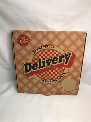 CAJA PIZZA MEDIANA DELIVERY 32X32