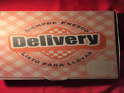 CAJA PIZZA MEDIANA DELIVERY (32X32)